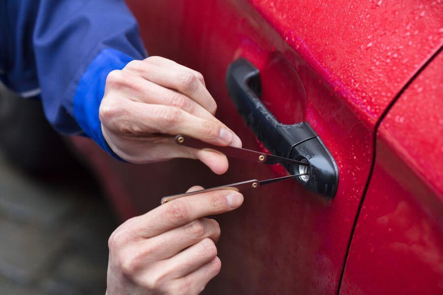 Schlüsseldienst Chausseefeld Autoöffnung